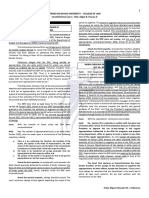 Constitutional Law 1 - Legislative Department (Limitations on Legislative Power)