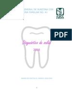 Diagnóstico de Salud 2018 (Luz Elena Cruz Ramirez ; Pasante de Odontología )