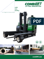 Combilift Sideloader Catalogue