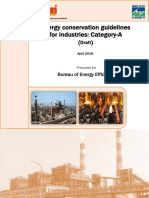 # EC Guidelines Industries (Category - A) - Apr 2018
