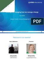 Slides Agile Impacting Change