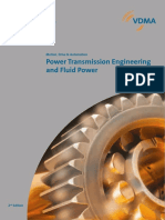 Power Transmission Engineering and Fluid Power