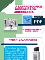 Cirugia Laparoscopica en Ginecologia II