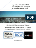 NSAIS ROW 2019 Proceedings