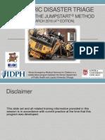 JumpSTART Training Presentation Instructor Course 2016 Final