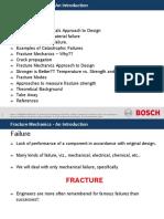 Fracture Mechanics BOSCH