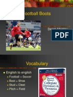 Football Boots.ppt