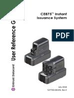 Datacard CE875