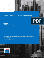 ATHE Level 6 Management Specification - LSIB,UK