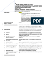 082019 Lakeport City Council agenda packet