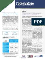 Observatoire de la petite entreprise n°73 FCGA – Banque Populaire