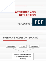 Attitudes and Reflection
