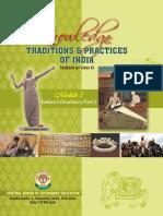 literatutr of india