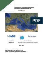 Maritime Zones Mediterranean Report En