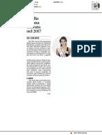 Quella corona sfiorata nel 2017 - Il Gazzettino del 25 luglio 2019