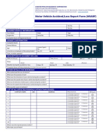 Motor Vehicle Accident Report Form - Motor Car.pdf
