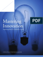 5-1 Deloitte Mastering Innovation Exploiting Ideas for Profitable Growth