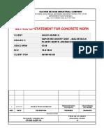 OD MS NJBP 03 Rev.0.Concrete Work