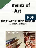 2 Elements of Art