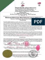 MACN-R000000435__Universal Sovereign Gold Indemnis Facere Affidavit - Decorey Christopher Pitts El MACN000000311