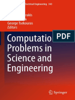 Mastorakis Et Al. - 2015 - Computational Problems in Science and Engineering