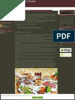 Costumes Alimentares - O Islão - Cultura e Religião