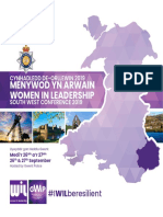 Women in Leadership | South West Conference 2019