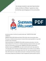 sherwin-Williams.docx