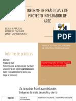 Informe de Prácticas y de Proyecto Integrador de Arte (1)