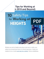 Tips of Work at Height.docx