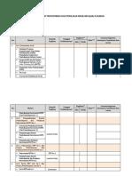 Format Monitoring Dan Penilaian Hasil Belajar