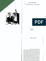 JLezama Lima_La dignidad de la poesía (Auszüge)