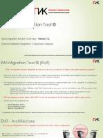 Oracle to Cassandra Migration Emtv1.2c
