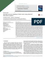 Full Field Reservoir Modeling of Shale Assets Using Advanced Data-driven Analytics