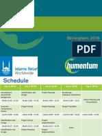 PMD Pro 1 Humentum IRW