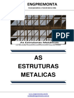 As Estruturas Metalicas