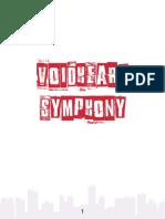 Voidheart Symphony - Main Book