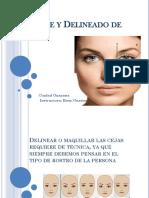 Maquillaje y Delineado de Cejas