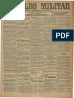 El Heraldo Militar (Madrid). 26-1-1910