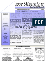 Volume 8, Issue 11, July 25, 2010