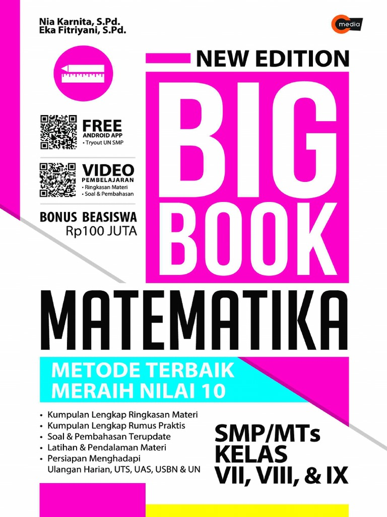 New Edition Big Book Matematika 2 Pdf