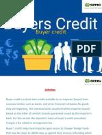 Buyer Credit Ppt