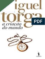 A Criacao Do Mundo - Miguel Torga