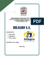 Hilagro S A
