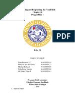 resume audit 1 chapter 10
