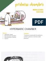 HYPERBARIC CHAMBER.pptx