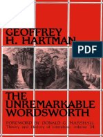 The unremarkable Wordsworth_ Geoffry Hartman .pdf