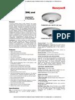 Detector de Humo Foelectrico Inteligente de Plug in Tc806b1076 Honeywell