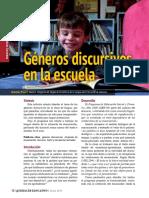 Ensayo Sobre Generos Literarios