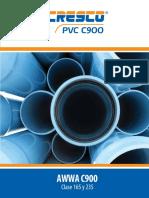 PVC C 900